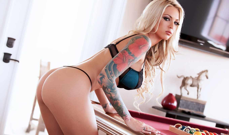 devushki, blonde, сексуальные, татуировками, блондинки, тату, татуировках, porn, девушка, erotica,