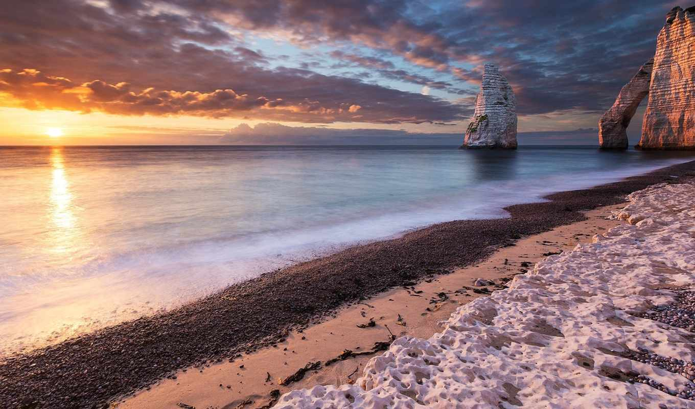 природа, закат, море, небо, категории, музыка, landscape, франция, instagram, июнь, jag,