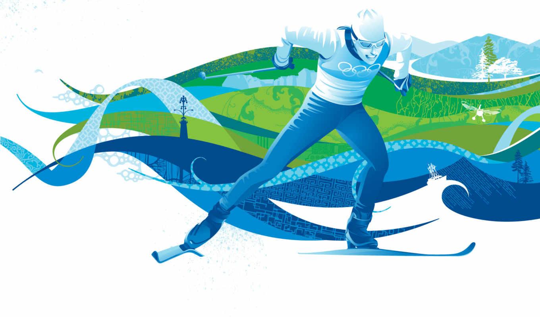 спорт, изображение, лыжный, олимпиада, картинок, фабрика, picsfab, февраля, великолепные, лыжи, olympics, winter, лыжные, ванкувер,