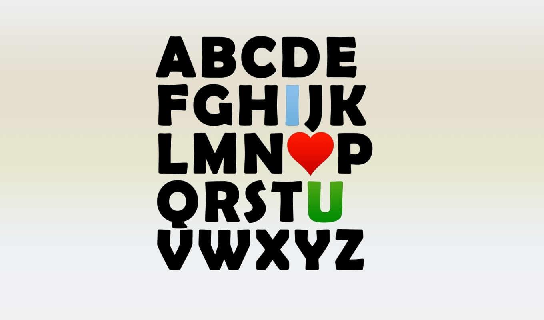 alphabet, love, letters, quotes, background, сердце, буквы, photos, apple, photo, you,