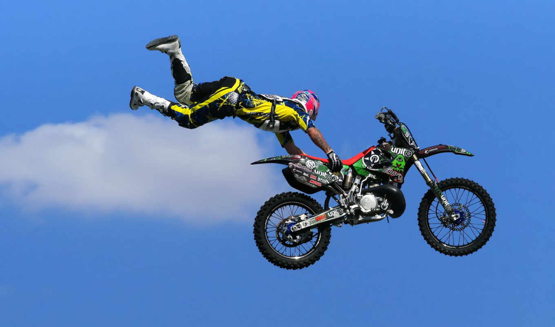 bike, спорт, прыжок, мотоцикл, картинка,