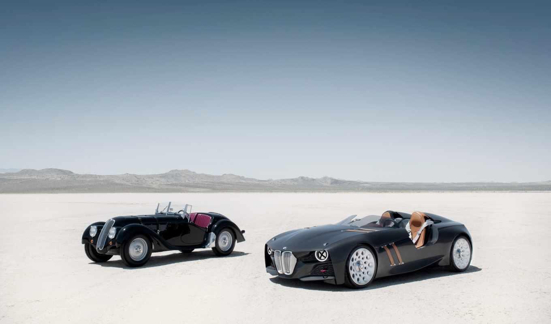bmw, hommage, concept, car,