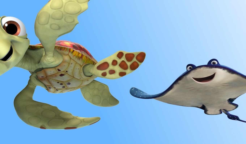 черепаха, dorit, marine, dumb, movie, dory, акула, png, найти