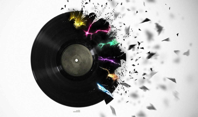 пластинка, shattered, you, hack, vinyl, виниловая, музыка, диск, wells, zapkolik, поломанный, abstract,