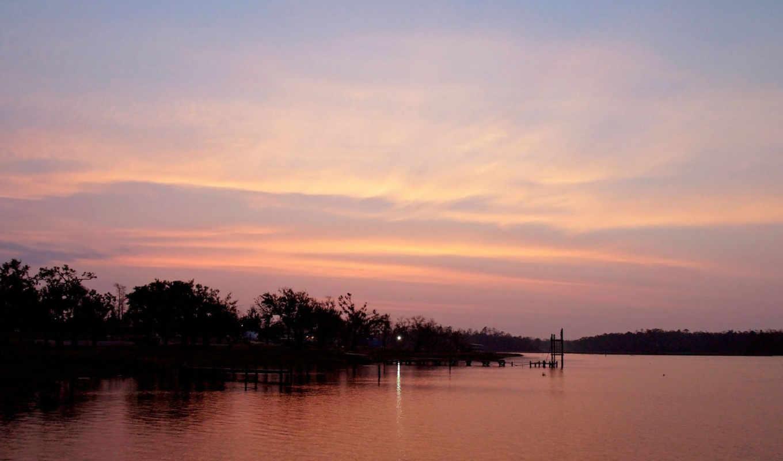 угол, близится, природы, день, концу, качественных, коллекция, природа, закате,