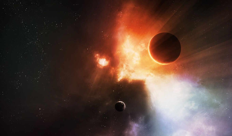 planets, moving, desktop, космос, images, pictures, planet,