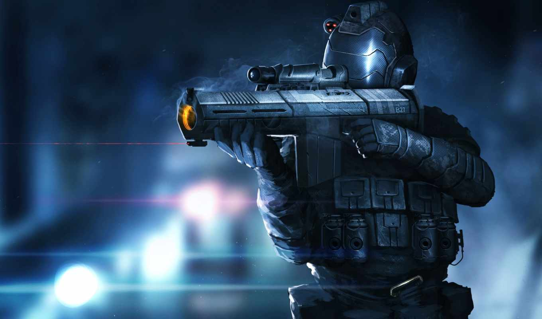 оружие, art, солдат, влад, военные, тегу, будущее, доспех, misteroizo,