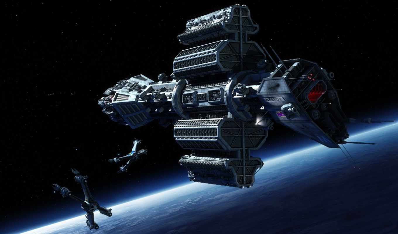 babylon, spaceships, космос, картинка, omega, planet,