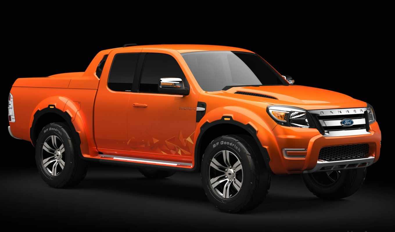 car, ford, обзор, ranger, concept, max, this, скорость,