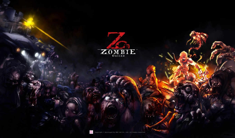 зомби, free, online,