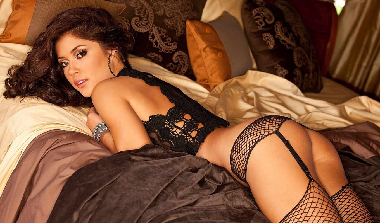 arianny, celeste, sexy, playboy, girls, ufc, модель, lingerie, girl, подтяжки, девушки, красотки, прелестные, чулки, part, black, din, hot, обнаженные,