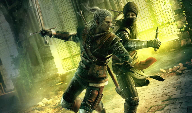 witcher, убийцы, королей, kings, assassins, асасин, games, игры,