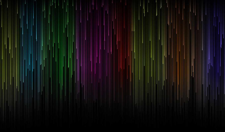iphone, линии, темно, краски, графика, разрешением,