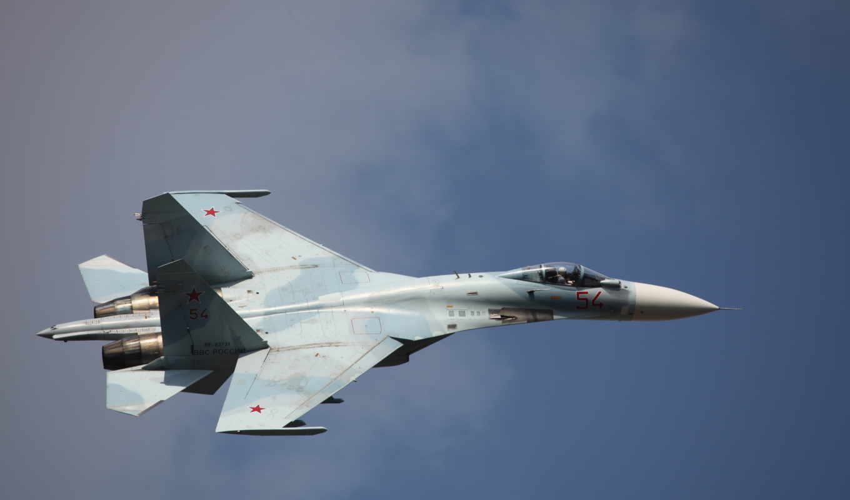ссср, москва, су-27, самолёт,