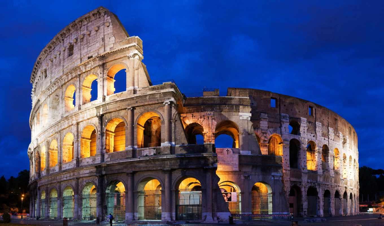 рим, coliseum, колизей, широкоформатные, italy, авиабилеты, тур, amphitheatres,