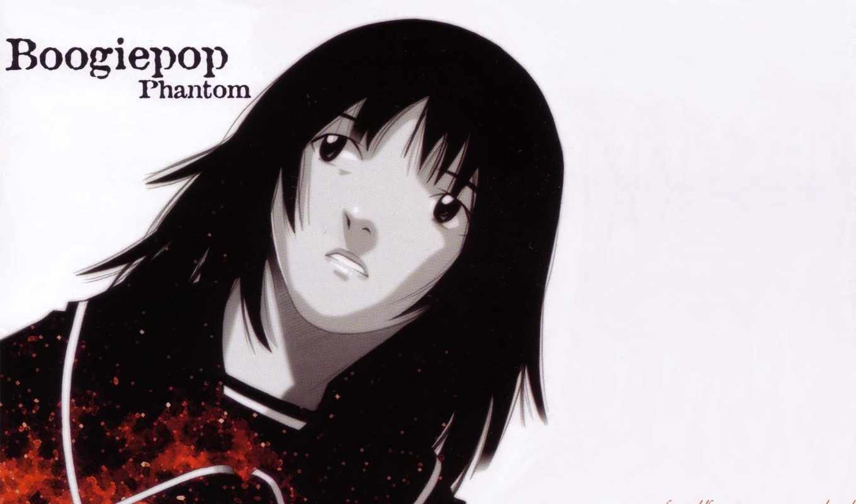 boogiepop, phantom, оригинал, soundtrack,