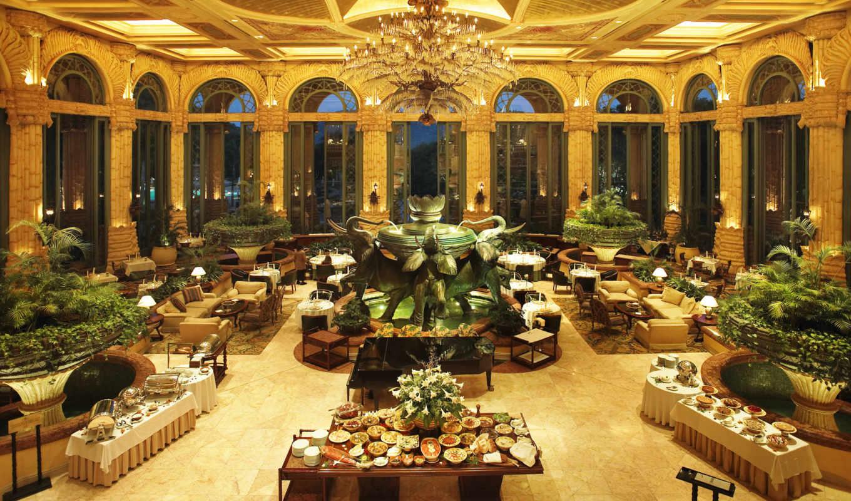 город, дворец, lost, hotel, fountain, san, оформление, юар, ресторан,