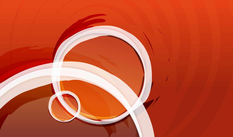 оранжевый, круги, текстура, картинка, дым, линии, цветы, графика, узоры, abstract, yellow,