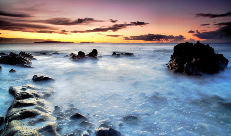 прекрасными, природы, уголками, water, misty, interfacelift, album, january, february, sea, masterchief,