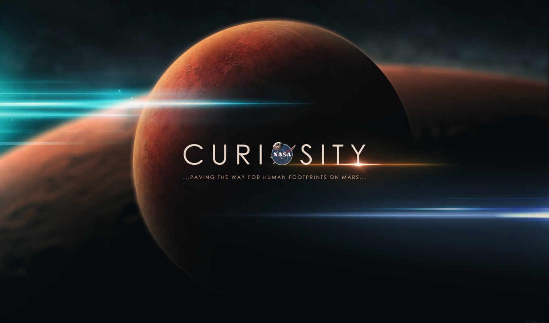 nasa, curiosity, parede, papel, марс,
