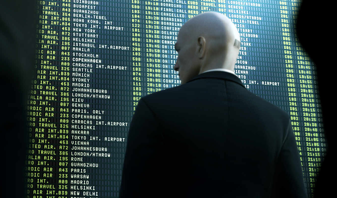 hitman, xbox, one, playstation, game,