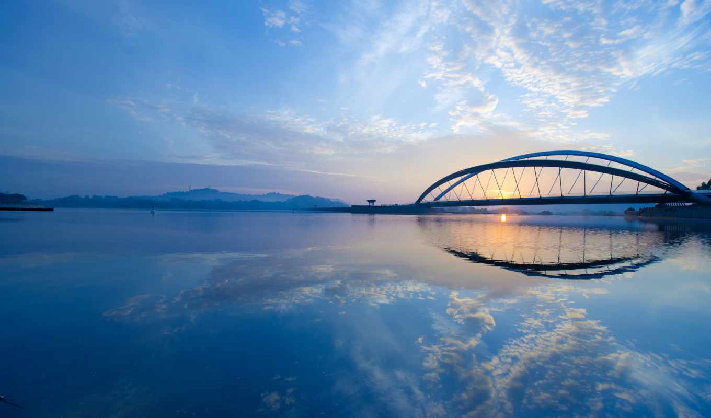 мост, мосты, красивые, город, красивый, малайзии, качественные, облака, malaysia,