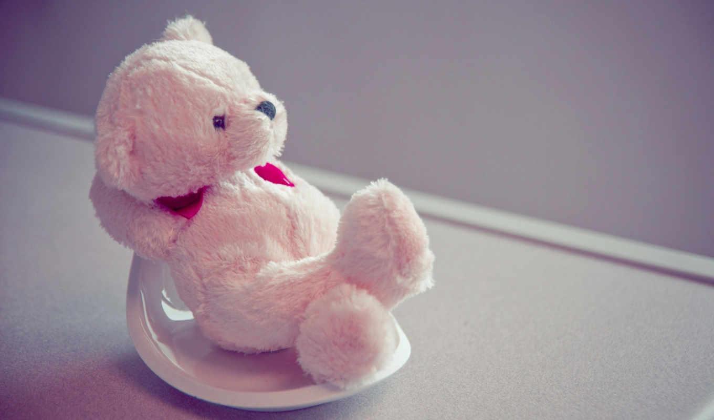 love, teddy, медведь, тебя, toy, мишка, мягкая,