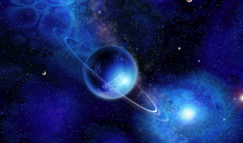 planet, планеты, сатурн, солнечной, fone, cosmos, голубая,