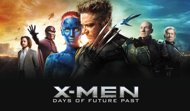 men, будущее, past, days, that, movie,