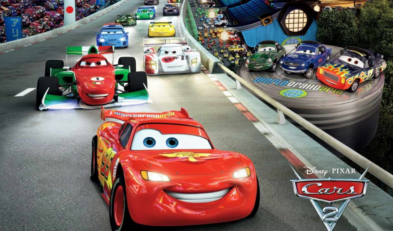 тачки, обои, cars, молния, hd, pixar, нравится, di