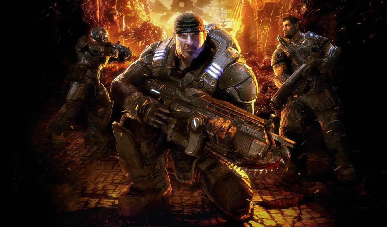 gears, war, games, images, video, картинка, игры, game,