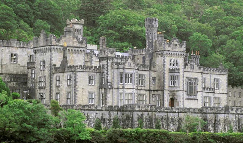 Картинки по запросу замок kylemore