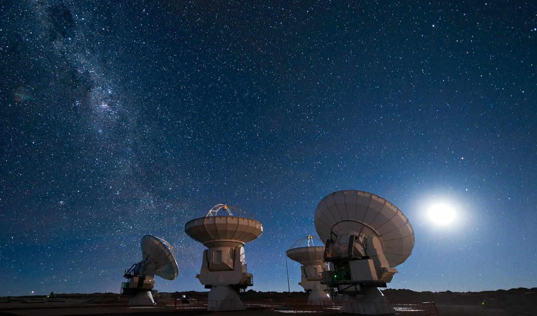 alma, мире, technology, npr, радиотелескоп, крупнейшего, сотрудников, за, радиотелескопа, бастуют, чили, ссылка,
