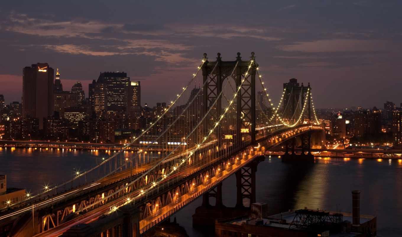 город, new, york, nyc, usa, сша, города,