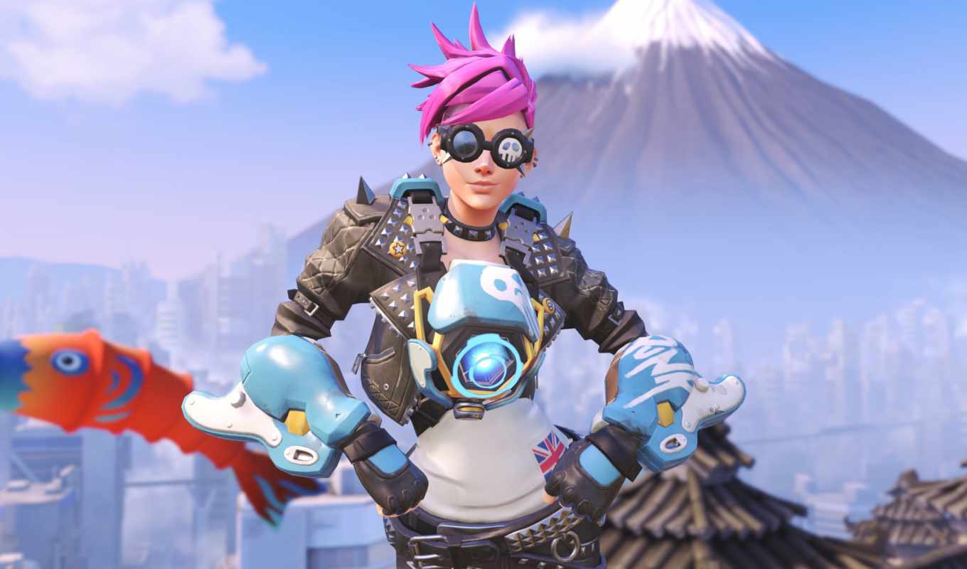 overwatch, blizzard, skins, new, игры, tracer, овервотч, девушка,