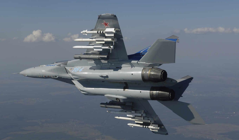 миг, истребитель, россии, newest, самолетов, combat, многофункционал, истребителя, bbc, истребители, боевых,