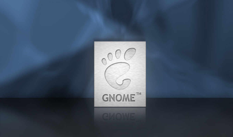 gnome, computer, kağıdı, duvar,