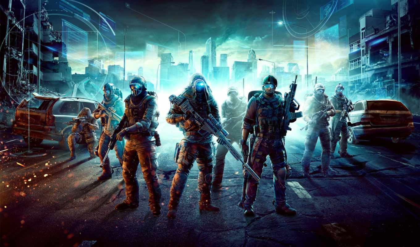 ghost, recon, future, soldier, игры,