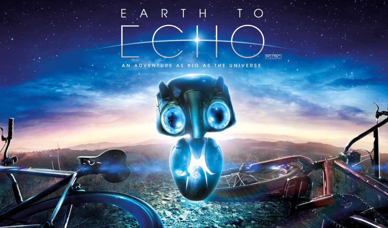 echo, earth, movie, сниматься, внеземное, science, фантастика,