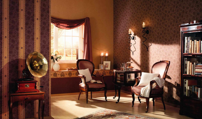 комната, living, you, classic, февр, design, ideas, стиле, ретро, that,