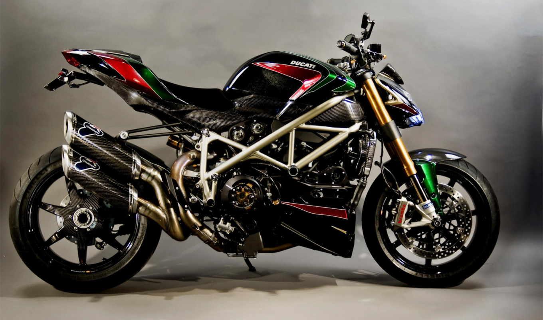 ducati, streetfighter, bike, мотоцикл,
