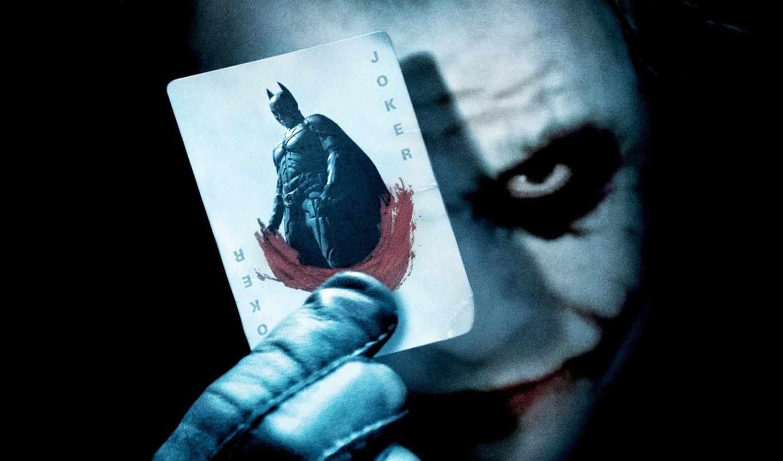 joker, ledger, heath, batman, рыцарь, dark,