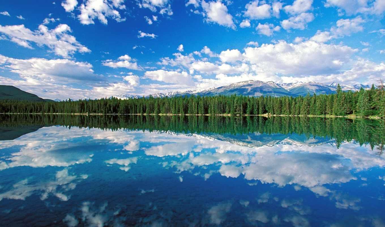jasper, park, national, канада, picturesque, альберта, своими, известен,