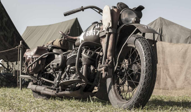 мотоцикл, harley
