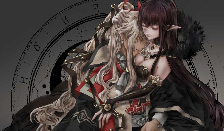 fate, apocrypha, anim, red, anime, assassin