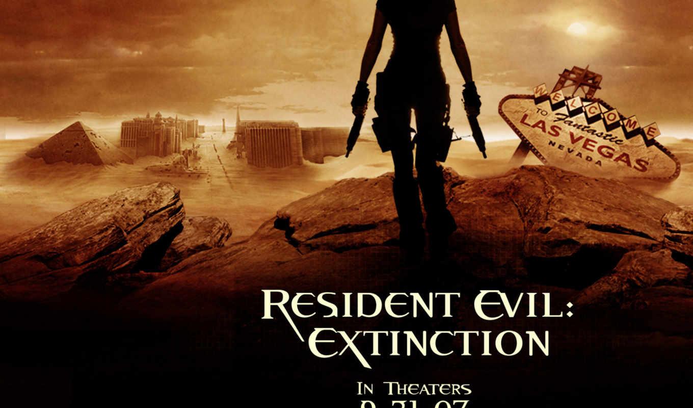resident, evil, extinction, desktop, click, зла, обитель, eu,