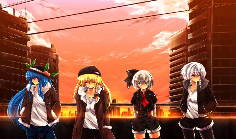 hair, blue, similar, colors, kirisame, hinanawi, tenshi, аниме, marisa, изображение,