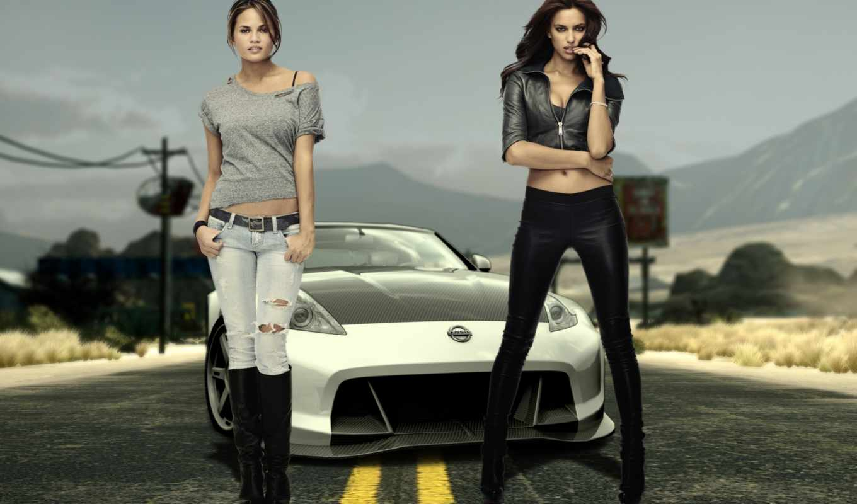 need, run, крисси, speed, шейк, модели, chrissy, ирина, тейген, девушки, красотки,