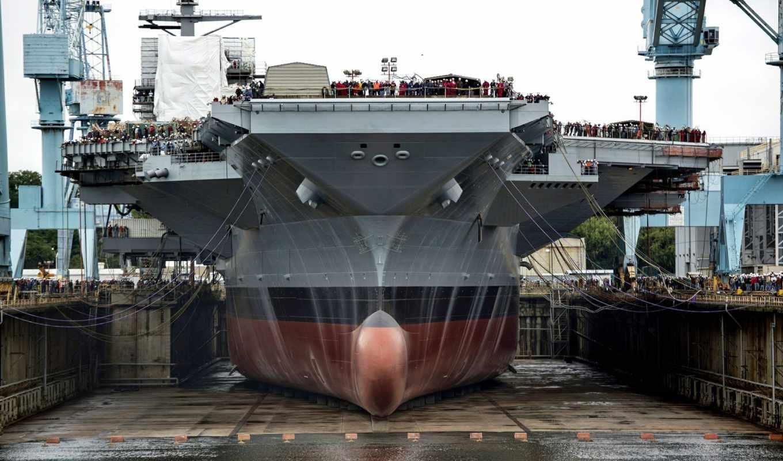 авианосец, корабль, флот,