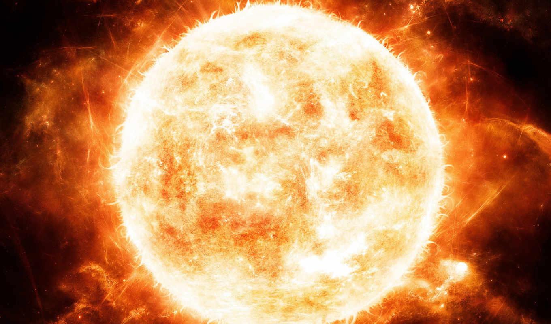 звезда, свет, энергия, sun, картинку, antares, космос, чтобы, обою, изображение, правой, кнопкой,
